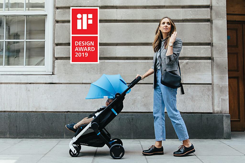 Ergobaby Metro Stroller   iF Design Award Winner 2019