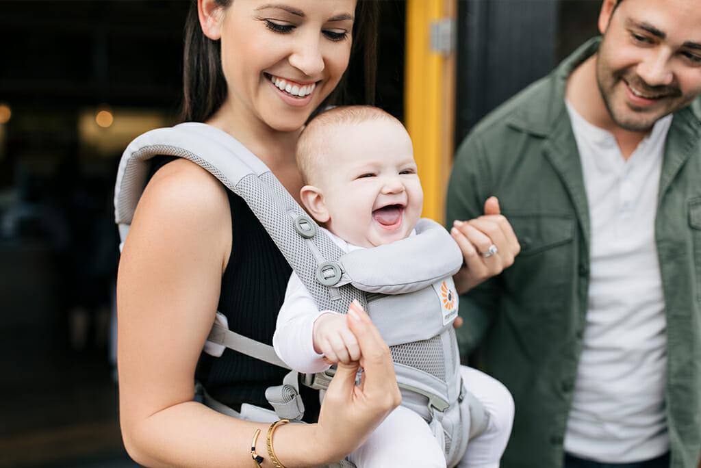 The Joy of Babywearing GIVEAWAY!   Ergobaby Ireland   European Babywearing Week   #EBW2019